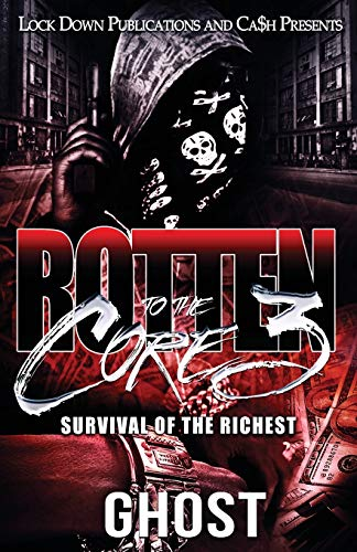 Book Cover: Rotten to the Core 3: Survival of the Richest
