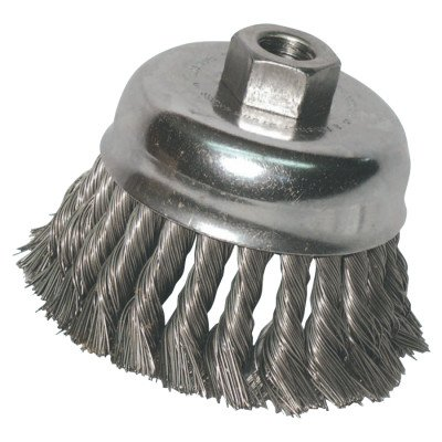 SEPTLS1023KC14 - Anchor Products Anchor Brand Knot Cup Brushes - 3KC14