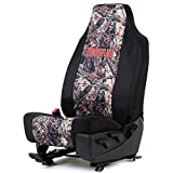 zombie seat covers for trucks - Zombieflage Horde Canvas High Back Bucket Seat Cover