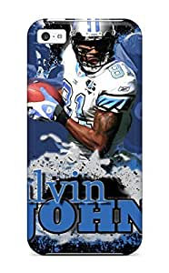 Shock-dirt Proof Calvin Johnson Case Cover For Iphone 5c