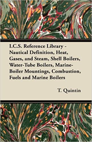 I.C.S. Reference Library - Nautical Definition, Heat, Gases, and ...