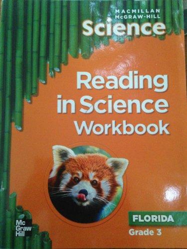 Reading in Science Workbook Grade 3 -  MacMillan McGraw-Hill, Paperback