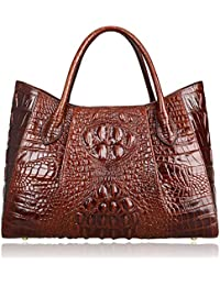 Women Handbags Crocodile Top Handle Bag Designer Satchel Bags For Women