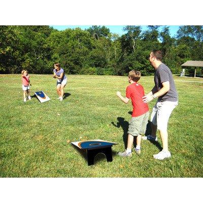 Driveway Games Junior Cornhole Set Mini Tabletop Corn Toss Boards /& Bean Bags for Camping Travel /& Indoors
