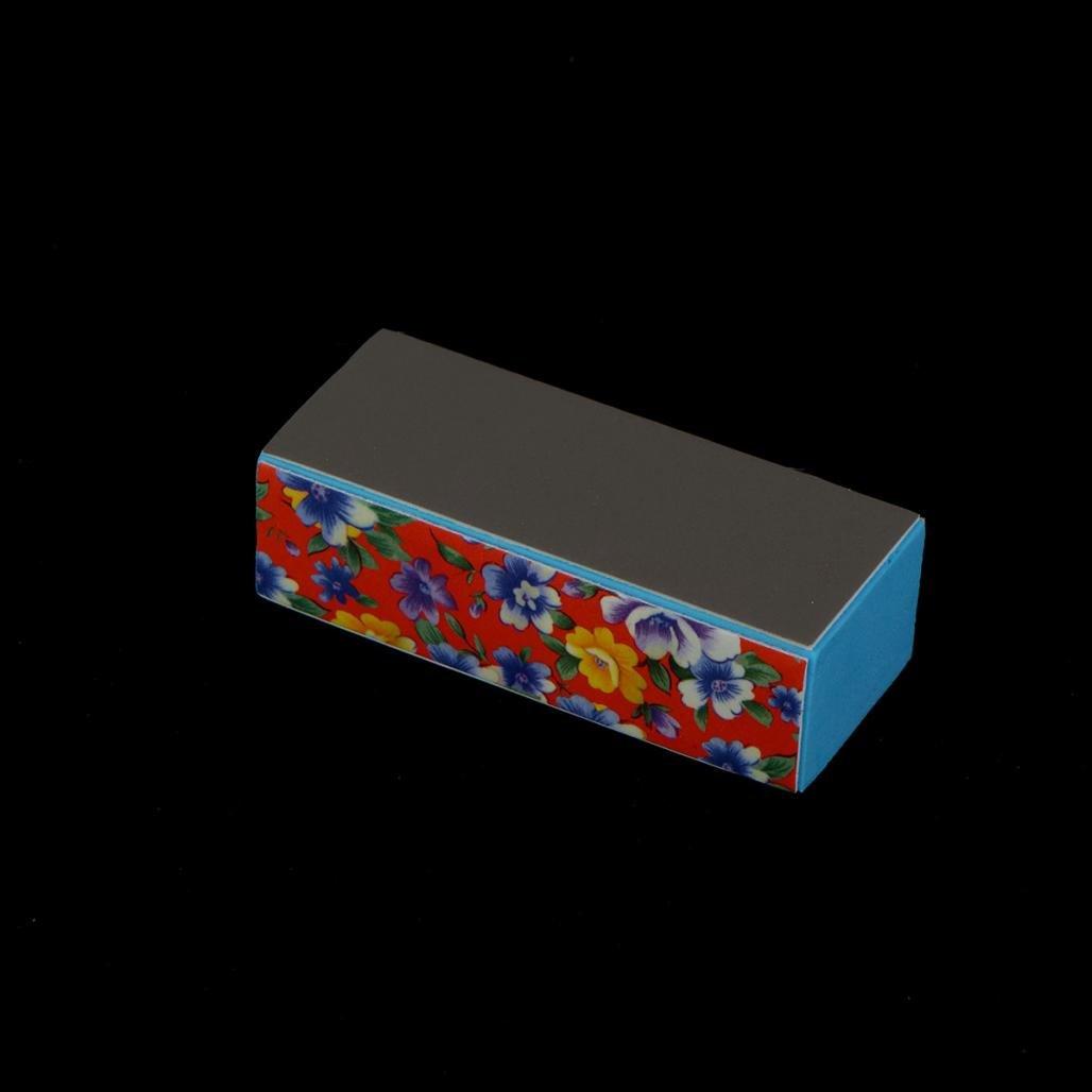 Aribelly 5PCS Nail Art Tools Sanding Files Buffer Block Manicure Pedicure UV Gel Set by Aribelly (Image #7)
