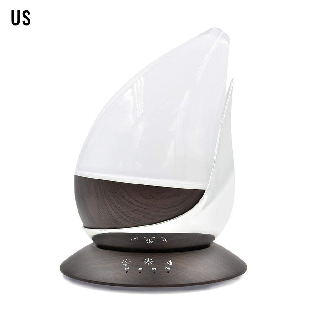 Betfandeful Innovative Humidifier Water Droplet Aromatherapy Machine Home Ultra-Quiet Air Purifier for Home Office