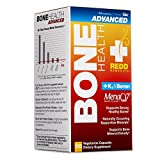 Redd Remedies – Bone Health Advanced, Vitamin D3 and Calcium for Strong Bone Support, 120 count Review