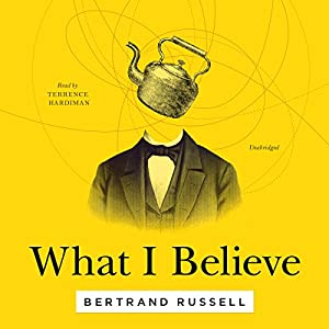 What I Believe Audiobook