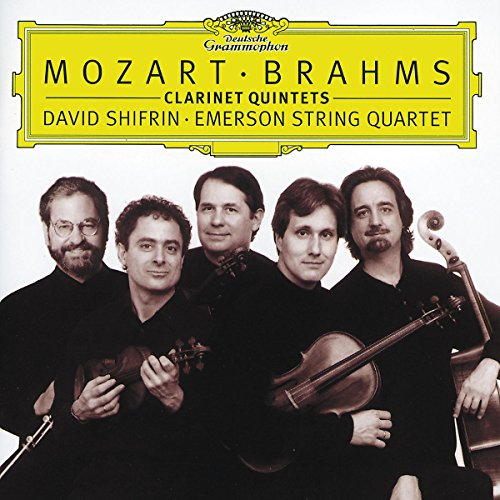 Clarinet Quintets - Quartets String Clarinet