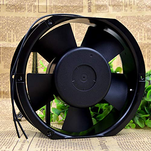 240V 35W 17251 High Temperature Cabinet Cooling Fan for RUNDA RG17251S220H 220 Lead Type
