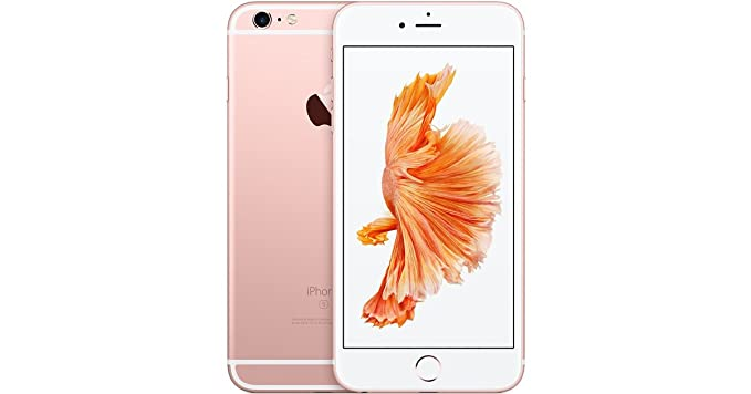 Apple iPhone 6S Plus, Fully Unlocked, 32GB - Rose Gold