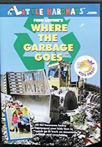 Amazon.com: Where the Garbage Goes by Fred Levine ...
