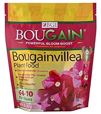 BOUGAIN 2lb Bag, Bougainvillea Fertilizer