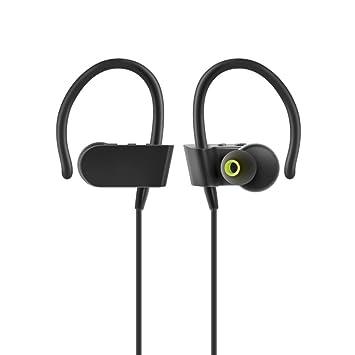 Photive PH-BTE70 auriculares Bluetooth inalámbricos, sumergibles, ajuste seguro, inalámbricos diseñado para que se mantengan en tus oídos: Amazon.es: ...