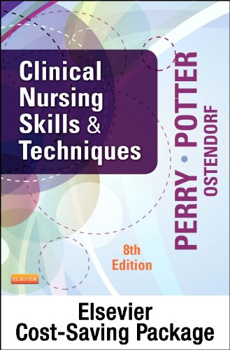 Clinical Nursing Skills and Techniques - Text and Mosby's Nursing Video Skills - Student Version DVD 4e Package, 8e