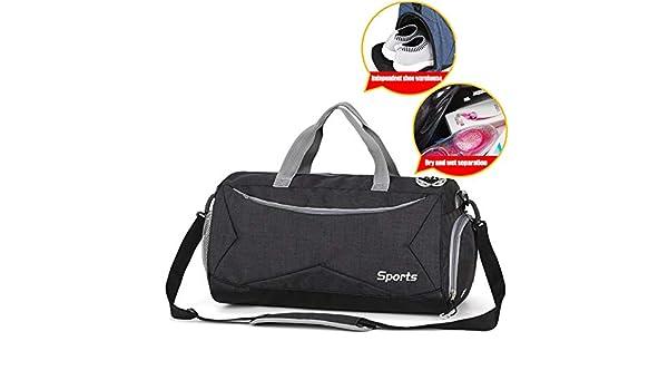 Amazon.com : lvh Yoga Mat Bag Dry Wet Swimming Gym Bags Sac ...