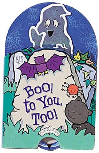 Boo! To You, Too! (Peekaboo (Children's Church Activities For Halloween)