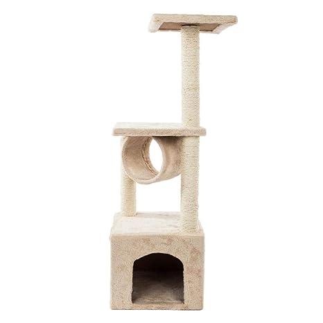 Torre para gatos de 36 pulgadas, árbol para gatos, condo, muebles, torre