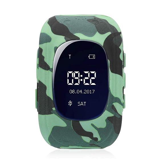 DAM. DMW007C8130. Smartwatch GPS Especial para Niños Q50 ...