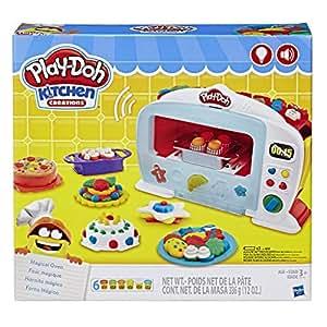 Play-Doh Sihirli Fırın