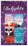 Mills & Boon Christmas Delights Collection: The Christmas Project / The Playboy's Mistress / Christmas in the Billionaire's Bed / The Boss's Mistletoe ... A Kiss in the Snow (Mills & Boon Collections)