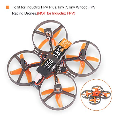 Makerfire-Armor-85-Plus-Micro-FPV-Racing-Drone-85mm-Whoop-Quadcopter-85x20mm-8520-Brushed-Motor-with-XM-Frsky-Receiver-BNF