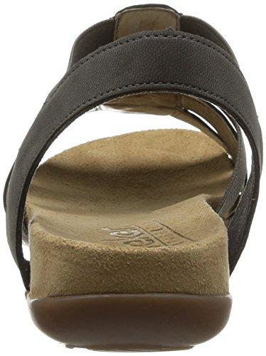 material mujer de de gris 60581 gris Vestir sintético Rieker 45 Sandalias aYBqWf