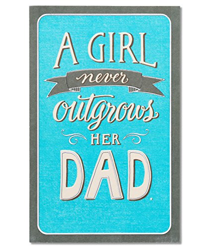 American Greetings Dad Hero Friend Father's Day Card from Daughter with Foil (5873385)
