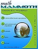 Math Mammoth Grade 6-a Worktext