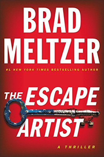 The Escape Artist by [Meltzer, Brad]