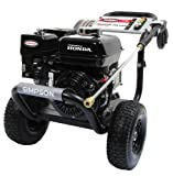 SIMPSON Cleaning PS3228-S 3200 PSI at 2.8 GPM Gas Pressure Washer Powered by HONDA with AAA Triplex Pump