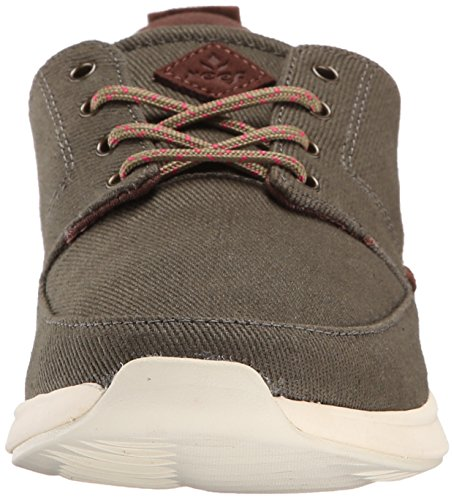 Trainers Green Reef Cream Rover Low Women's UK Olive 4 F1pqwP