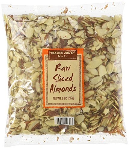 Trader Joe's Raw Sliced -