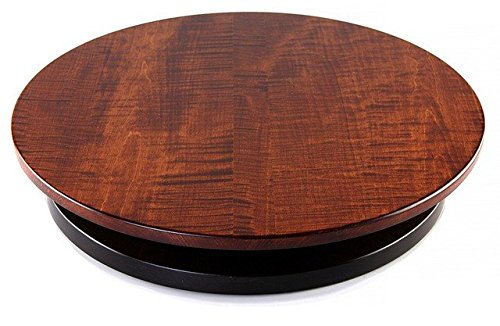 Artisan Woods Tiger Maple Lazy Susan