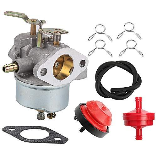 Harbot Carburetor for John Deere AM108405 AM134818 AM38161 AM100941 AM100246 AM108412 Snow Blowers