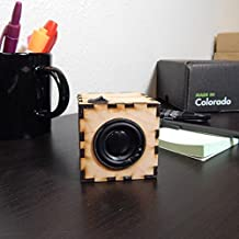 Kitables Bluetooth Speaker DIY Kit - Build Your Own Portable Bluetooth Speakers