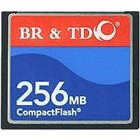 Compact Flash memory card BR&TD ogrinal camera card (256mb)