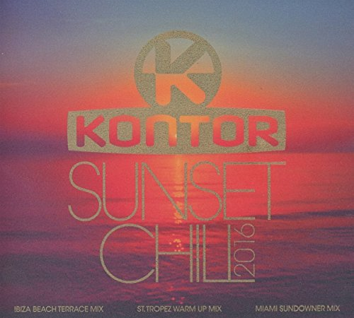 VA-Kontor Sunset Chill 2016-3CD-FLAC-2016-VOLDiES Download