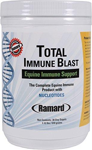RAMARD INC. Total Immune Blast Supplement for Horses 1.12 LB/30 Day
