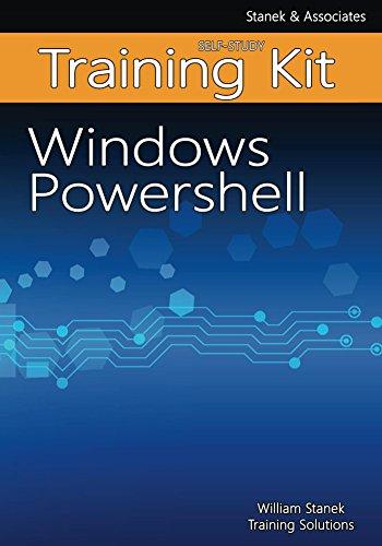 Windows PowerShell Self-Study Training Kit Pdf