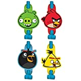 American Greetings Angry Birds Party Blowouts (8 Pack)