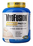 Gaspari Nutrition Myofusion Advanced Protein, Vanilla Ice Cream, 64 Ounce