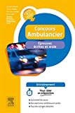 Concours ambulancier - Épreuves écrites et orale - Entraînement