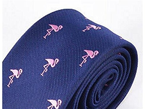 Blue Square for and and Fashionable Occasion Dark Men Kxrzu Towel Casual Formal Jacquard Necktie qOUYI