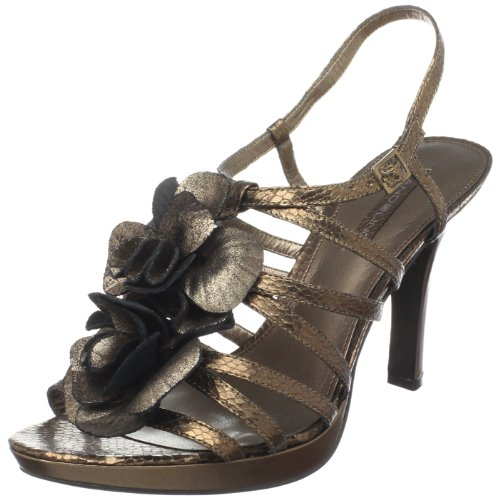 Nine West Woodsie 3Y Lona Botin Rodilla