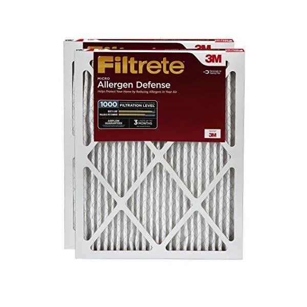 Filtrete-20x30x1-AC-Furnace-Air-Filter-MPR-1000-Micro-Allergen-Defense-2-Pack