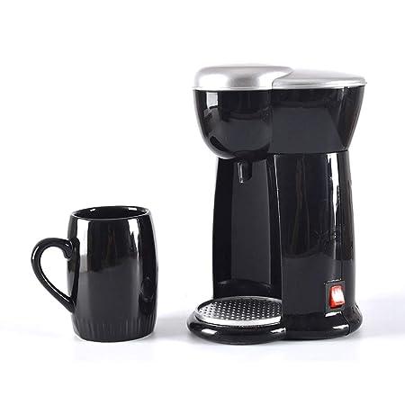 X-L Compacto de la máquina de café, 140 ml Cafetera con función ...