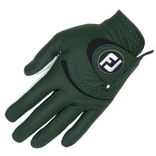 Spectrum Gloves - FootJoy 2014 Spectrum Green Golf Gloves To Fit Left Hand Green Small Regular 60003