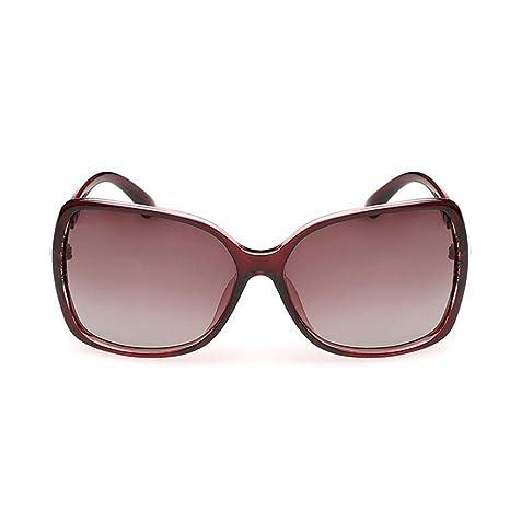 gafas de sol Mujer de luz polarizada marea femenina cara ...