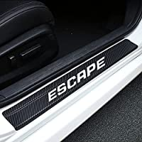 Welcome pedal naklejki samochodowe tuningowanie kompatybilne z FORD ESCAPE akcesoria auto próg drzwi naklejka…